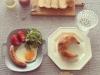 Uova e briosche