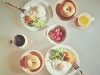 Colazione leggera su Instagram