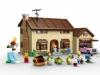 Set completo del Lego Simpson