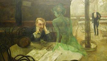 5 Falsi miti sulla storia e sugli effetti dell'assenzio