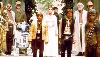 Gli attori di Star Wars 40 anni dopo: com'erano e come sono