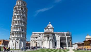 Perché la Torre di Pisa è storta