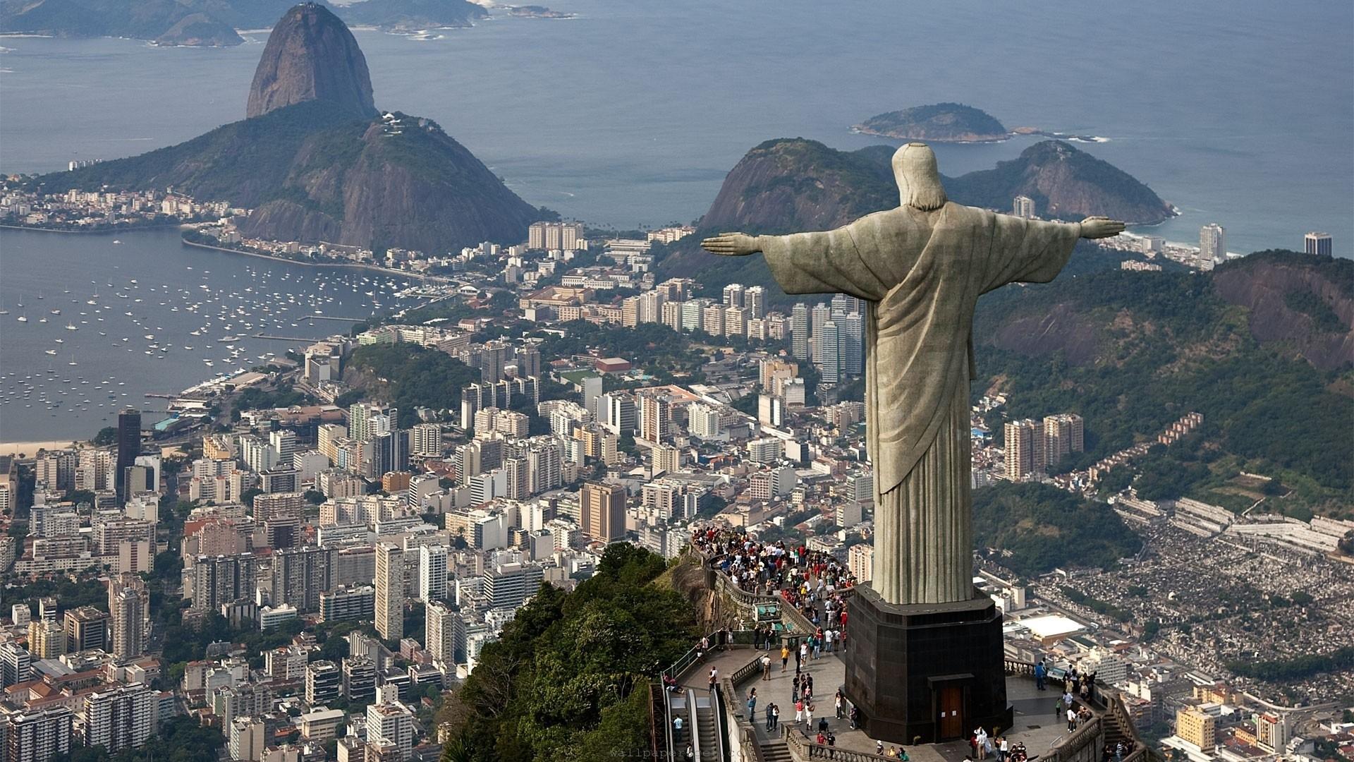 Cristo Redentore in Brasile