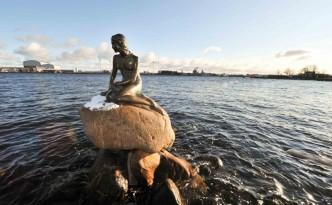 Sirenetta a Copenhagen