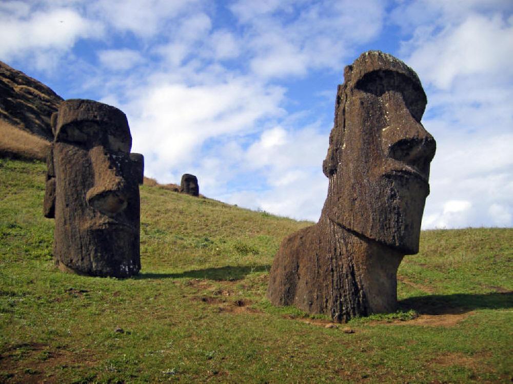 Statue dei Moai
