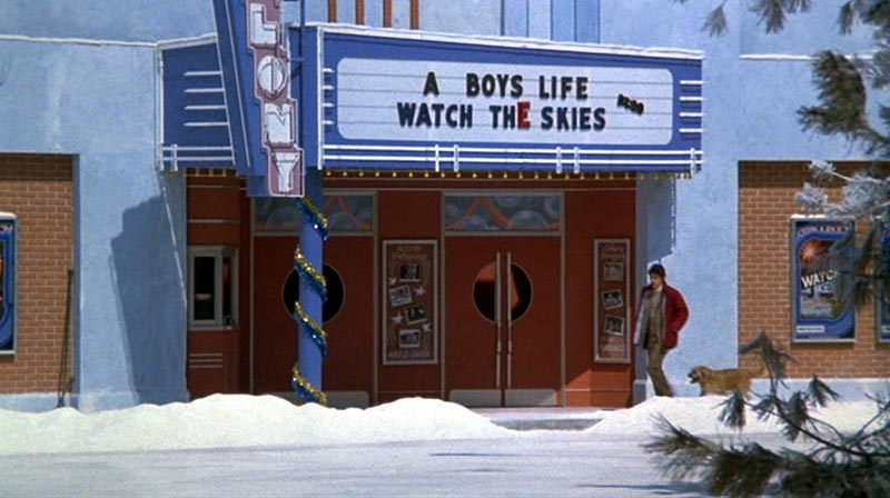 Cinema in Gremlins