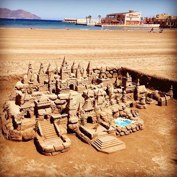 Opera di sabbia