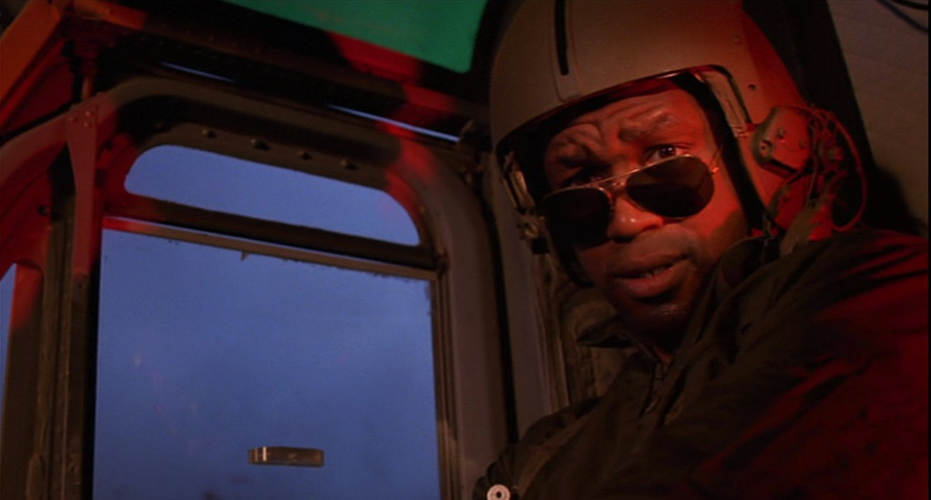 Kevin Peter Hall in Predator