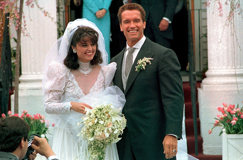 Matrimonio di Arnold Schwarzenegger