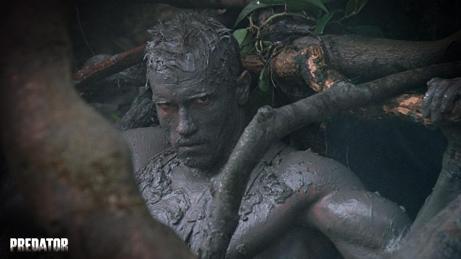 Schwarzy coperto di fango
