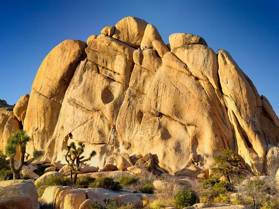 Formazioni rocciose del Joshua Tree National Park