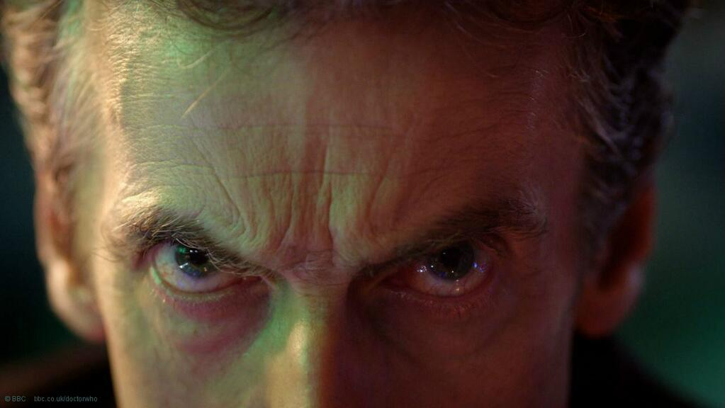 Peter Capaldi in The Day of the Doctor