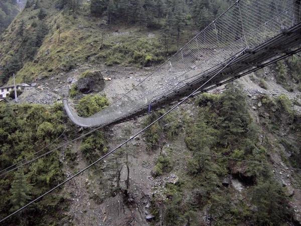Ghasa in Nepal