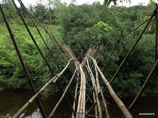 Sarawak in Borneo