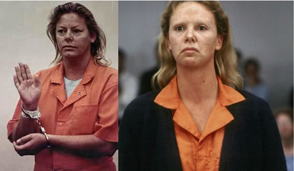 Aileen Wuornos - Charlize Theron (Monster)