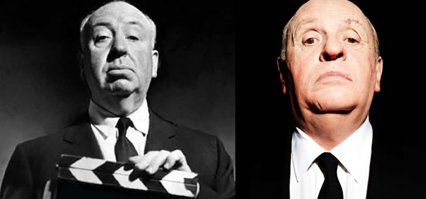 Alfred Hitchcock - Anthony Hopkins (Hitchcock)