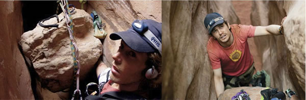 Aron Ralston - James Franco (127 ore)