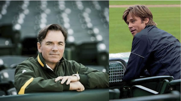 Billy Beane - Brad Pitt (Moneyball)