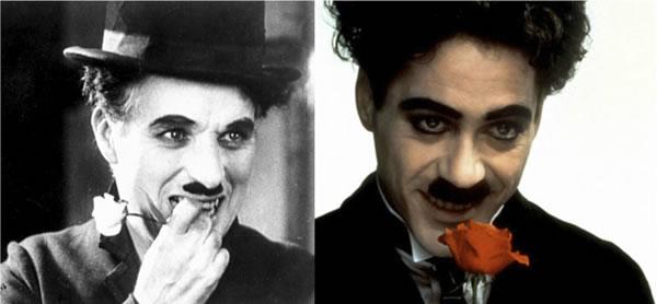 Charlie Chaplin - Robert Downey Jr. (Chaplin)