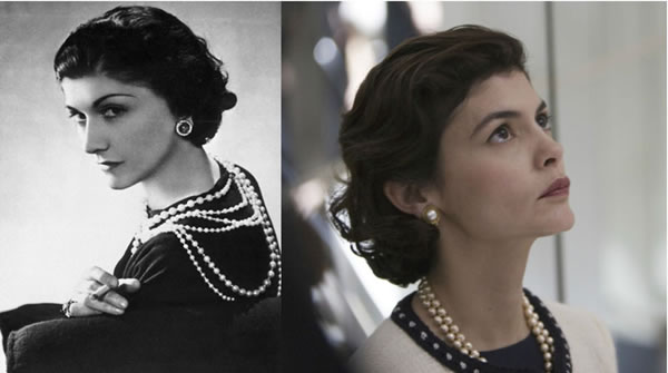 Coco Chanel - Audrey Tautou (Coco Before Chanel)