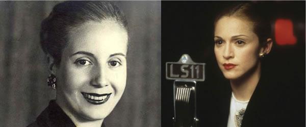 Eva Perón - Madonna (Evita)