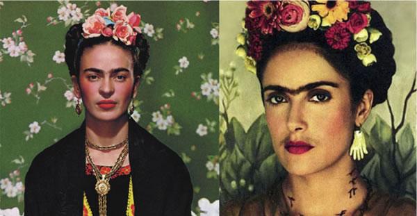 Frida Kahlo - Salma Hayek (Frida)