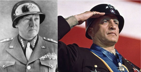 Generale Geroge S. Patton - George C. Scott (Patton)