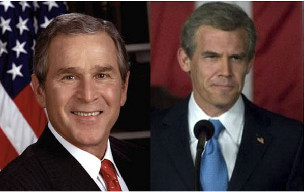 George W. Bush - Josh Brolin (W.)