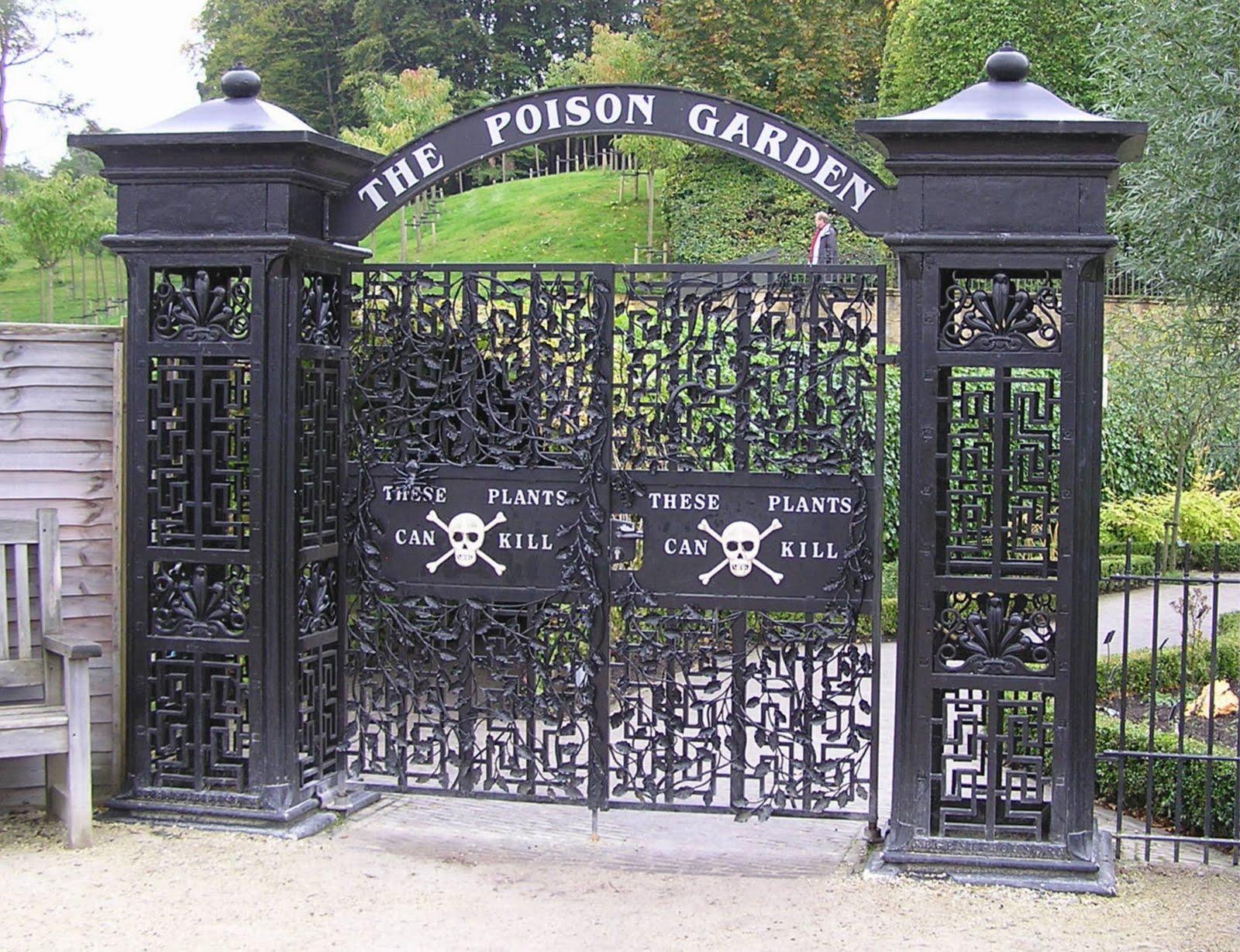 Giardino dei Veleni di Alnwick