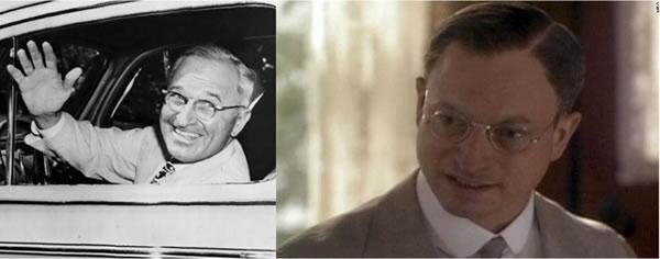 Harry S. Truman - Gary Sinise (Truman)