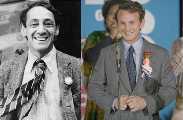 Harvey Milk - Sean Penn (Milk)