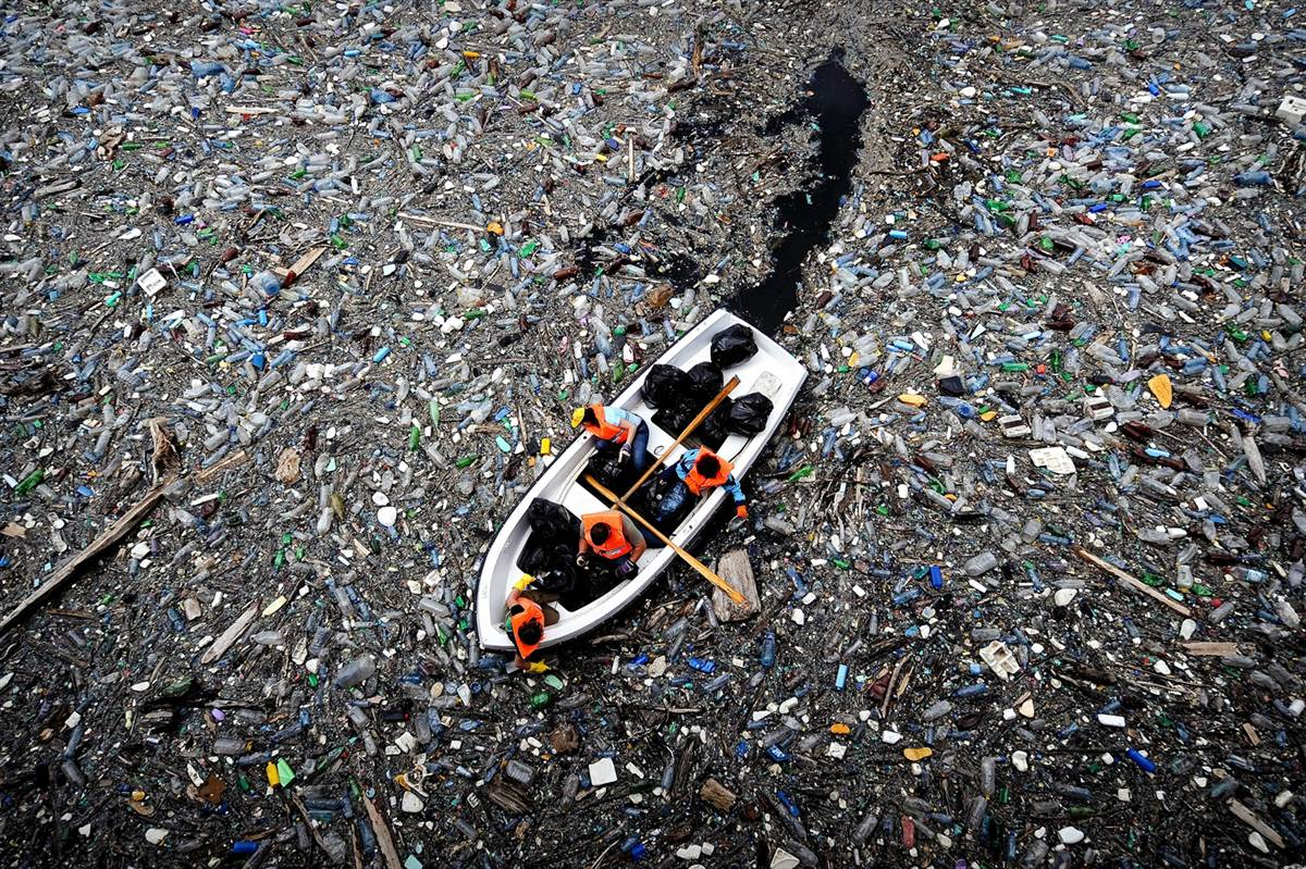 Isola di Plastica del Pacifico