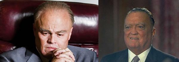 J. Edgar Hoover - Leonardo DiCaprio (J. Edgar)