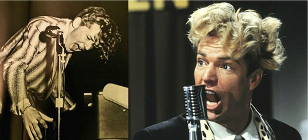 Jerry Lee Lewis - Dennis Quaid (Great Balls of Fire)