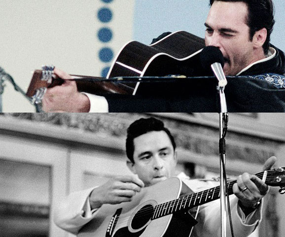 Johnny Cash - Joaquin Phoenix (Walk the Line)