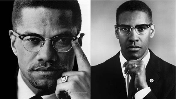 Malcolm X - Denzel Washington (Malcolm X)