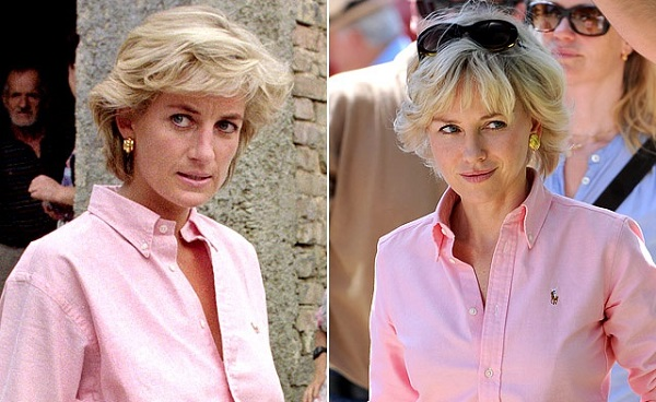 Naomi Watts - Diana Spencer (Diana)