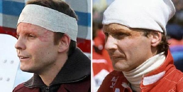 Niki Lauda - Daniel Bruhl (Rush)
