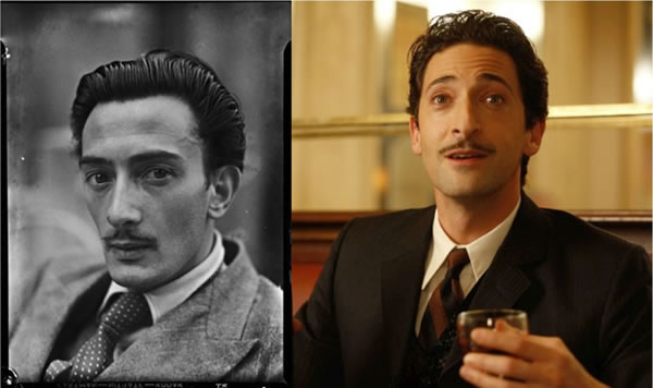 Salvador-Dali-–-Adrien-Brody-Midnight-in-Paris