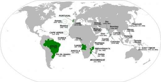 impero portoghese