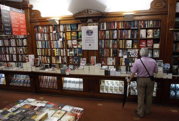 libreria portogallo