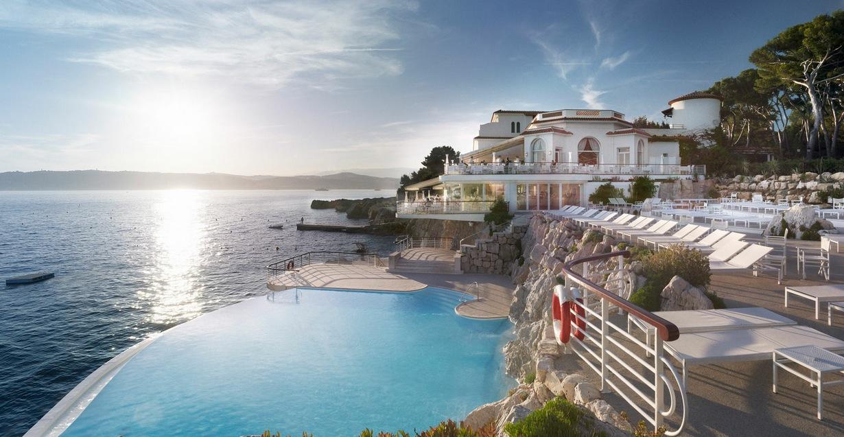 Piscina di Hotel du Cap-Eden-Roc