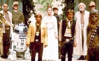 Gli attori di Star Wars