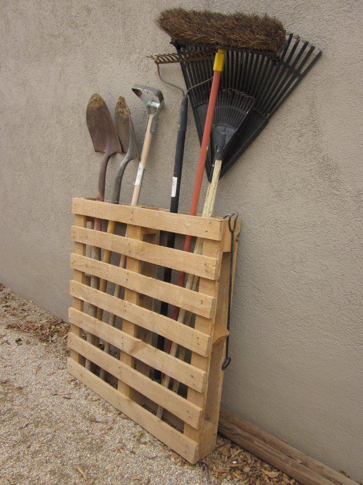 Préférence Arredare con i pallet: 41 idee per il riuso dei bancali di legno  DB89