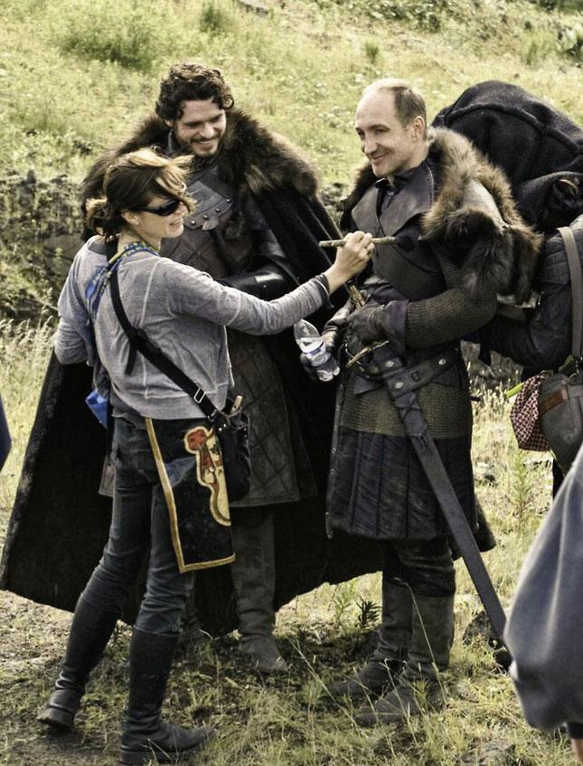 Dietro le quinte di Game of Thrones