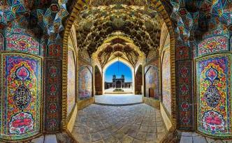 nasir-al-mulk-moskee-shiraz-iran