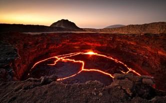 Lago di lava