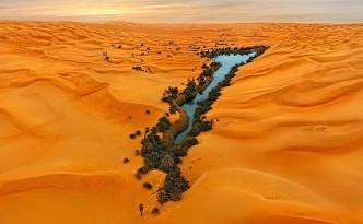 L'Ubari Sand Sea