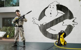 Promozione Kärcher e Ghostbuster