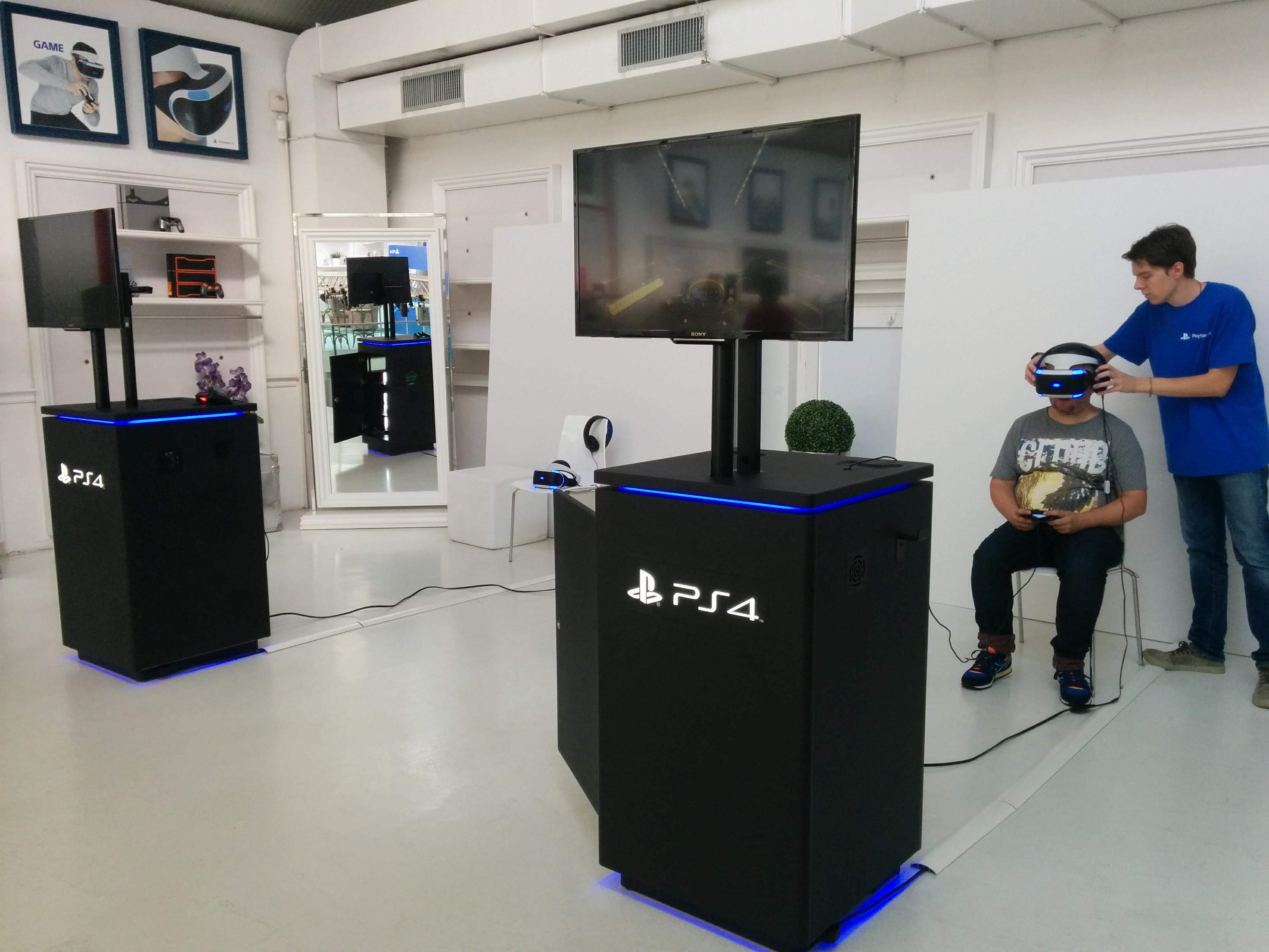Prova gratuita di PlayStation VR